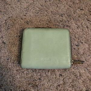 Fossil Logan mini multifunction wallet